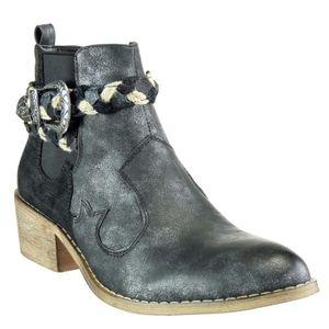 BOTTINE Angkorly - Chaussure Mode Bottine chelsea boots ca