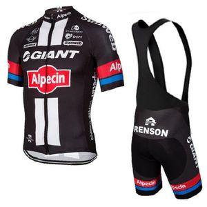 MAILLOT DE CYCLISME GIANT Cyclisme Jersey 2017 Short Bike vêtements de
