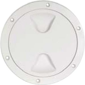 TRAPPE  - HUBLOT Trappe de visite ø102 mm - blanc