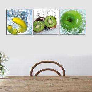 OBJET DÉCORATION MURALE 3Pcs Sans Cadre/no frame Accueil Art décoration mu