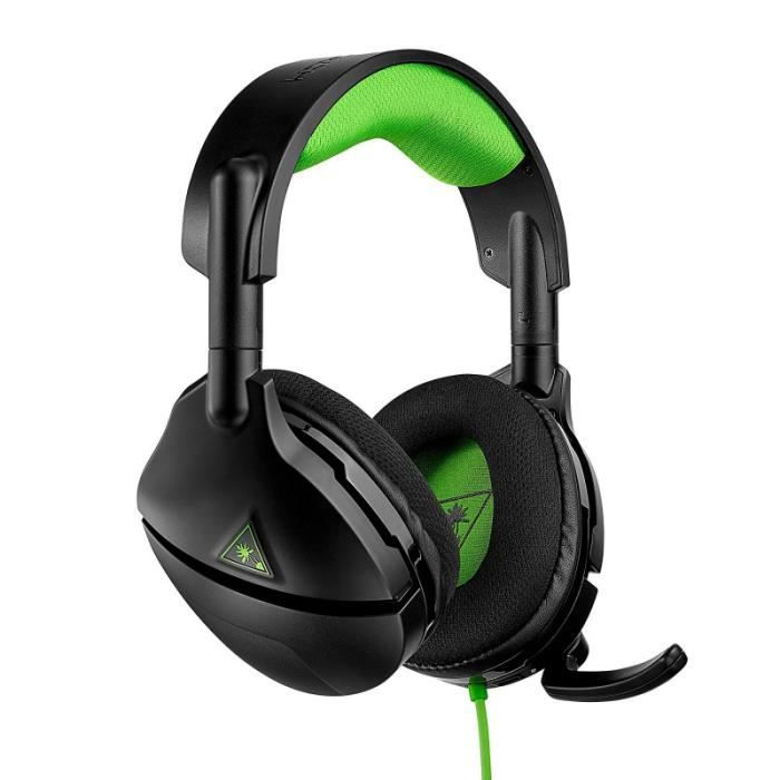 Turtle Beach - Casque Gamer - Stealth 300X (compatible Xbox/PS4/PC/Switch/Mobile) - TBS-2350-02