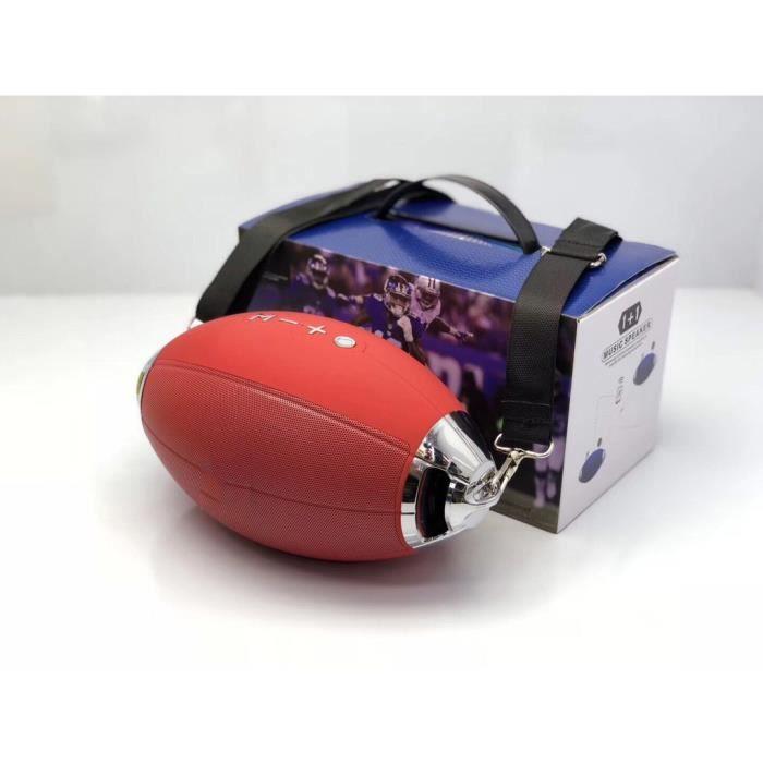 Enceinte Portable Haut-parleur Bluetooth Stéréo Sans Fil Étanche Son Ultra Subwoofer @bat427