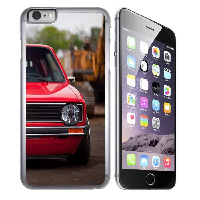 coque iphone 6 golf