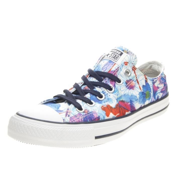Basket Taylor Chuck Ox Star Print All CrCqB4H7n