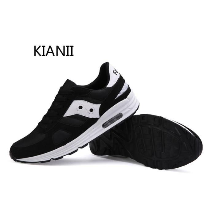 course Chaussures Baskets Noir de Mode Homme fW71UTqwZS