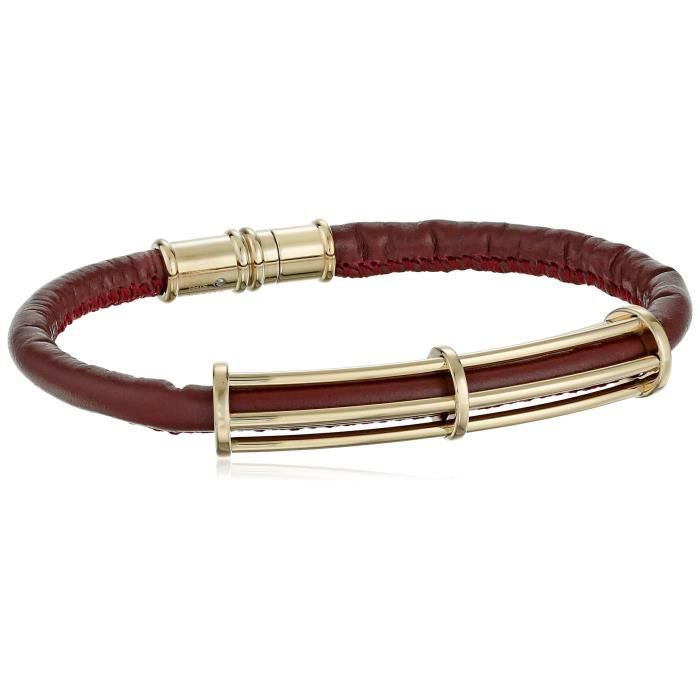 Fossil Cord Iconic Bracelet