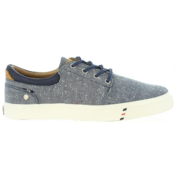 Wrangler WM171004 ICAN Azul - Chaussures Baskets basses Homme