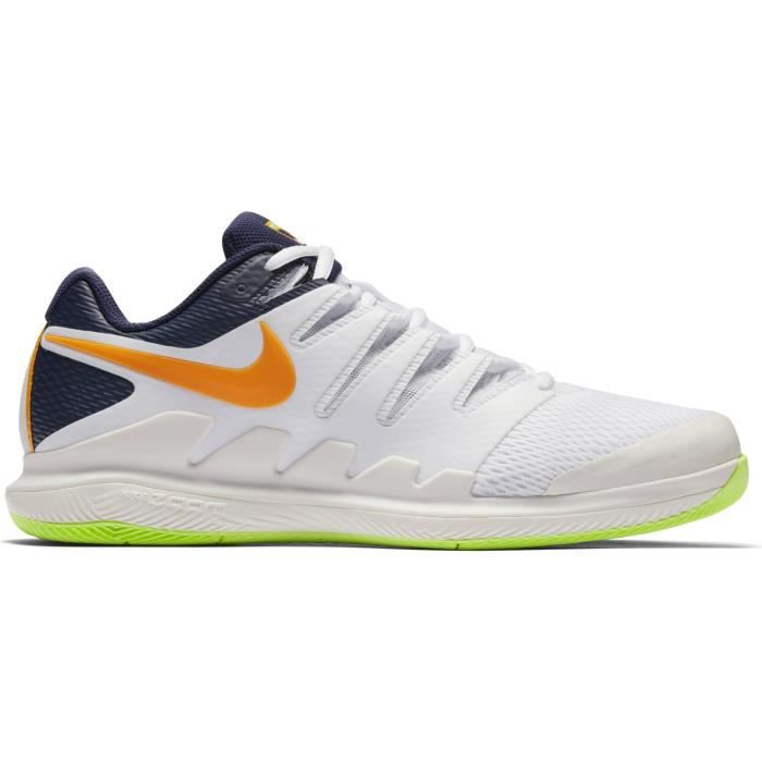 9c2371f9b72ce CHAUSSURES DE FOOTBALL Chaussure Nike Zoom Vapor X US Open 2018 - Day Ses