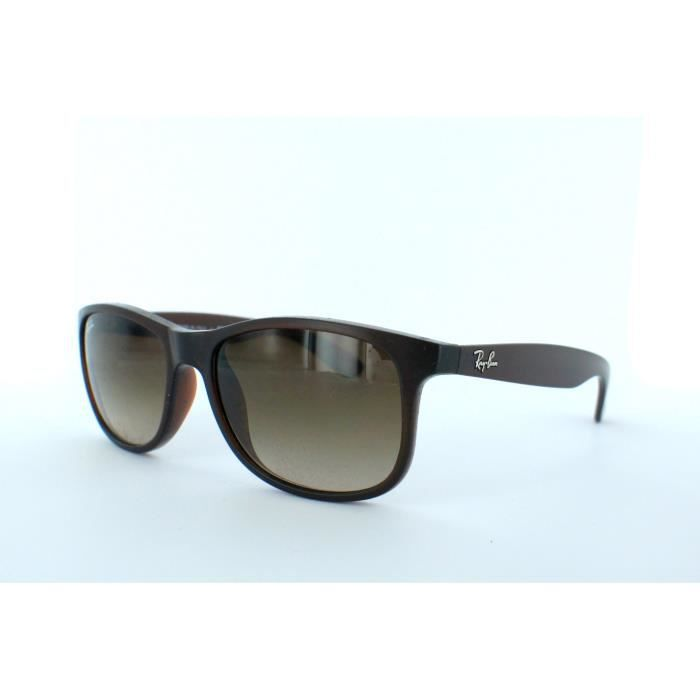 Virtual Products RAYBAN RB 4202 ANDY 6073 13 55 17 Marron - Achat ... 7ea1f25b3ae3