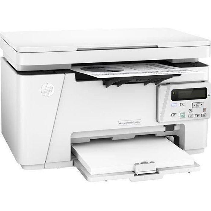 Imprimante HP LaserJet Pro MFP M26nw - Multifonctions- USB - WIFI - Compacte - Monochrome