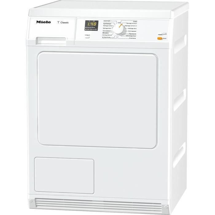 MIELE TDA 150 C - Sèche-linge - 7kg - Condensation - Classe B
