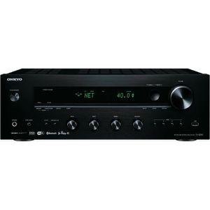 AMPLIFICATEUR HIFI ONKYO TX-8250 Ampli-Tuner stéréo réseau - Noir