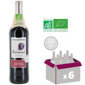 VIN ROUGE AUTREMENT Cabernet Sauvignon Bio Vin de pays d'Oc