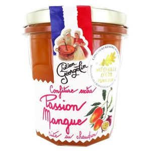 CONFITURE - MARMELADE LUCIEN GEORGELIN Confiture Extra Passion Mangues -