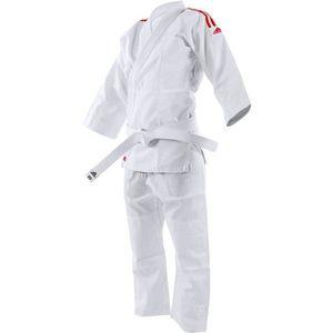 KIMONO ADIDAS Kimono de Judo Evolution - Rouge
