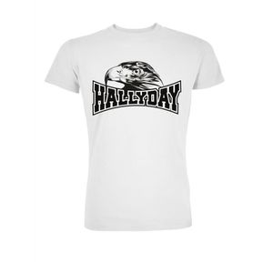 tee shirt johnny hallyday achat vente tee shirt johnny hallyday pas cher soldes d s le 10. Black Bedroom Furniture Sets. Home Design Ideas