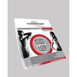 ACCESSOIRE ÉLECTROSTIM SLENDERTONE Electrodes OPTIMUM 5x5cm