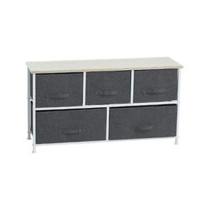 commode m tal achat vente commode m tal pas cher cdiscount. Black Bedroom Furniture Sets. Home Design Ideas