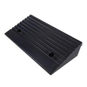 RAMPE POUR CHARGEMENT 2pcs Rampes de frein en caoutchouc portables de se