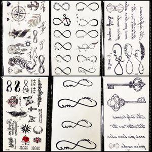 tatouage temporaire femme achat vente pas cher. Black Bedroom Furniture Sets. Home Design Ideas