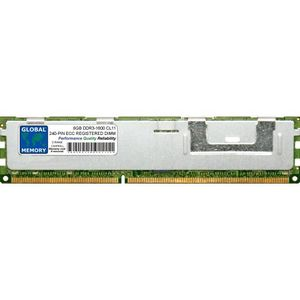 MÉMOIRE RAM 8Go DDR3 1600MHz PC3-12800 240-PIN ECC REGISTERED