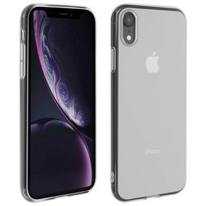 coque iphone xr fine silicone