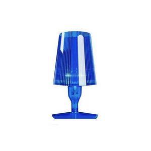 LAMPE A POSER Kartell 9050Q5 Lampe de chevet Take Bleu