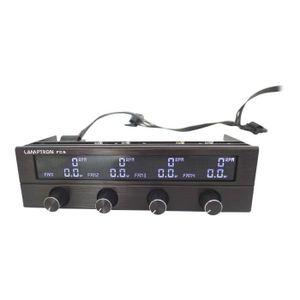 VENTILATION  Lamptron FC5 V2 - Commande de la vitesse du ventil