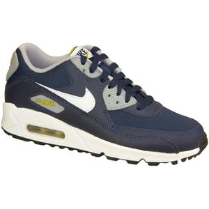 brand new 72bcd 789b3 BASKET Nike Air Max 90 Gs 307793-417 Junior Baskets