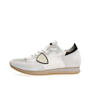 42 PARIS SNEAKERS MODEL PHILIPPE Homme WHITE aCxAX6Awq