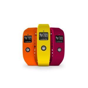 BRACELET D'ACTIVITÉ RUNTASTIC Lot de 3 bracelets de couleurs  / ORBIT