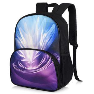 CARTABLE Sac à dos scolaire Galaxy Unisexe Violet