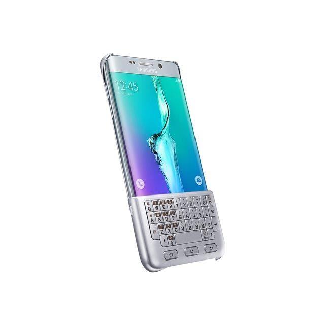 SAMSUNG Clavier - Samsung Galaxy S6 Edge Plus - Argent