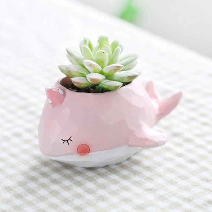 pot fleurs pot de fleurs decoration pot de fleurs exterieur pot de fleur interieur pour plantes grasses en forme de baleine