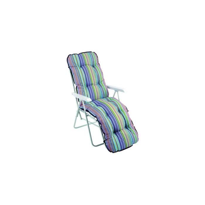 Relax 5 positions-couleur suivant arrivage - Achat / Vente salon de ...
