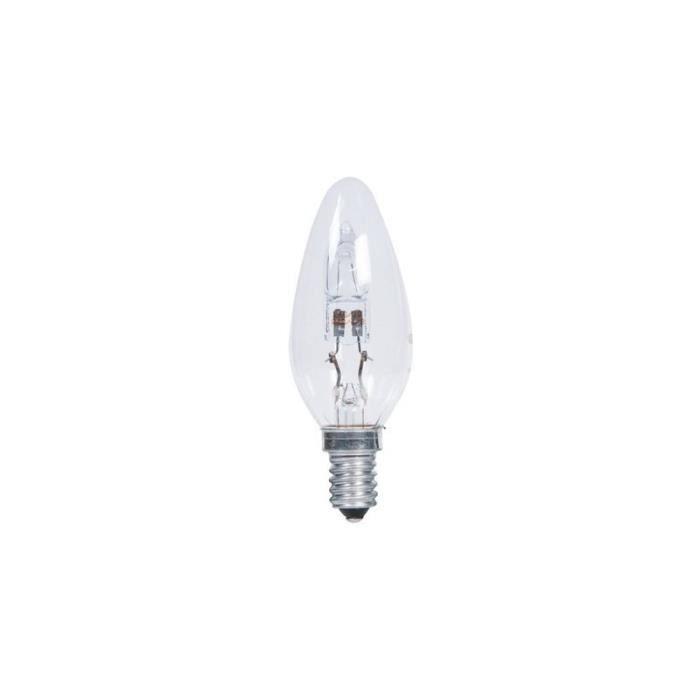 Flamme Gepuissance42 E14 Lampe Lm Eco WLumen630 Halogène rCdeBox