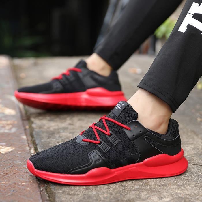 en baskets de chaussures sport Chaussures maille hommes course de pour chaussures Sw6SPfzq