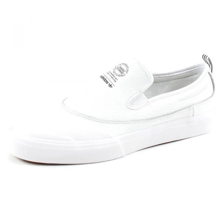 Homme Slip Blanc Adidas Originals Matchcourt Basket fqxxgYI