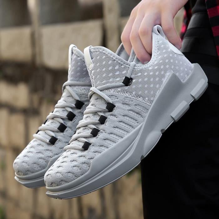 chaussures de sport hommes pour décontractées de Chaussures tennis Basket 8aZYx
