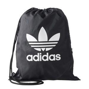 1be58832c112 SAC DE SPORT Sàc De Sport Gymsack adidas Trefoil noir-blanc ...