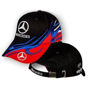 CASQUETTE Mercedes Benz Multicolor Noir Rouge Casquette de B