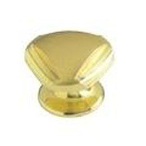 Stunning poigne bouton meuble bouton de porte et tiroir de meuble en laiton poli with coin de - Coin de meuble en laiton ...
