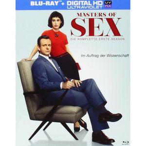 BLU-RAY FILM Masters of Sex-die Komplette Erste Season-4 di [Bl