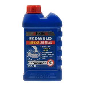 HUILE MOTEUR Radweld 250ml, arrête les fuites de radiateurs