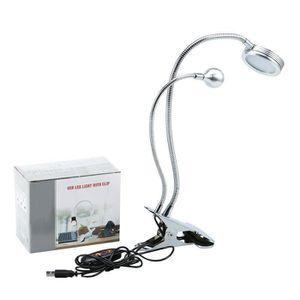 a0f84ae8c0a1 LUMINOTHÉRAPIE 2 en 1 Lampe LED Lumière Blanche Réglable Recharge