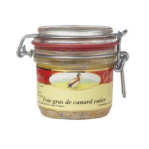 FOIE GRAS Foie gras de canard entier à la fleur de sel de Gu