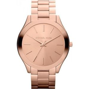 MONTRE MICHAEL KORS Montre Quartz Runway Or Rose Femme
