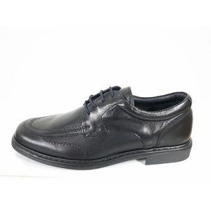 MOLIÈRE Chaussures attitude masculine abri noir 39
