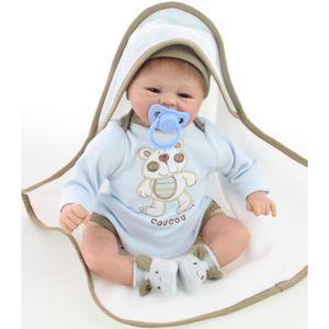 POUPÉE Bébé cadeaux 18 Pouces 45 CM Réaliste Réel Souple