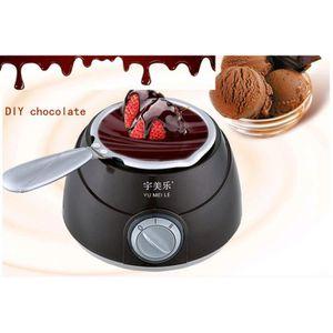 CHOCOLATIÈRE   Chocolat personnalisé à la maison mini thermostat